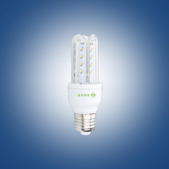 LED灯泡MJN-4U-3W-E27