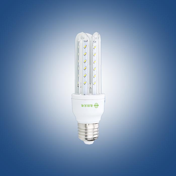 LED灯泡MJN-4U-7W-E27