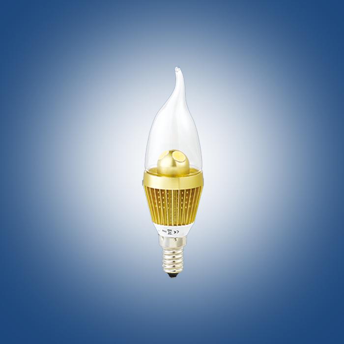 LED灯泡MQP001-E14