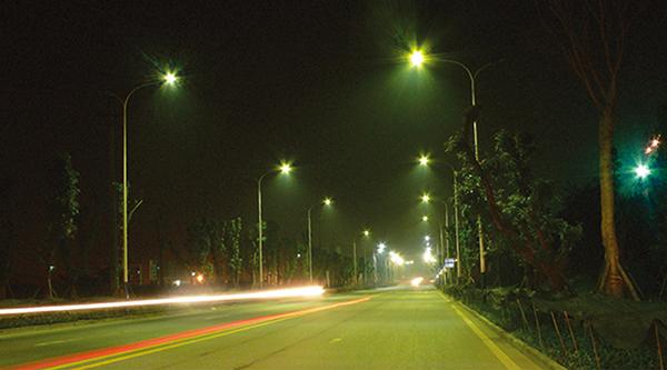 重庆大学城道路