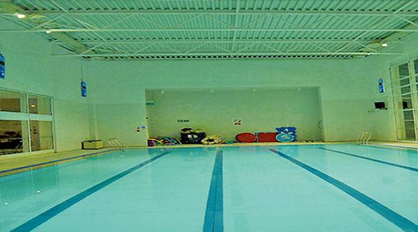 游泳馆照明