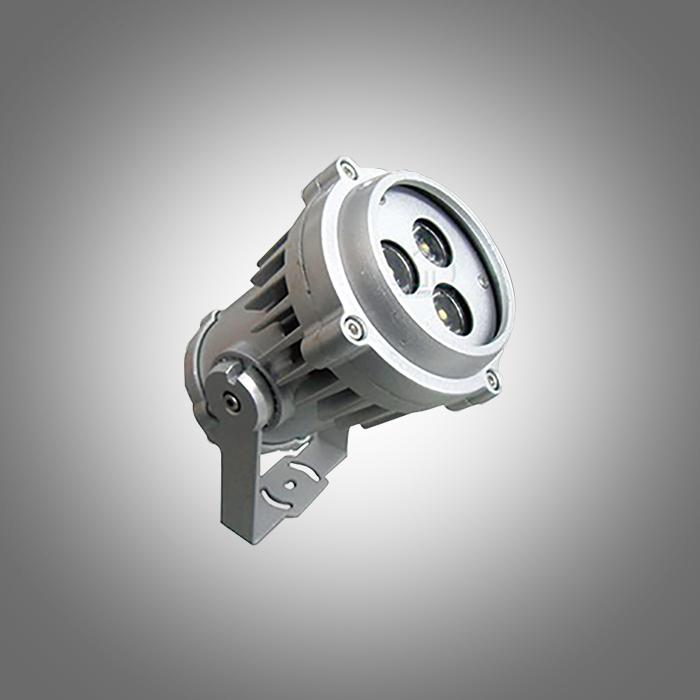LED RGB lamp MTRGB-512-C 3W 9W 12W 18W(DMX512)
