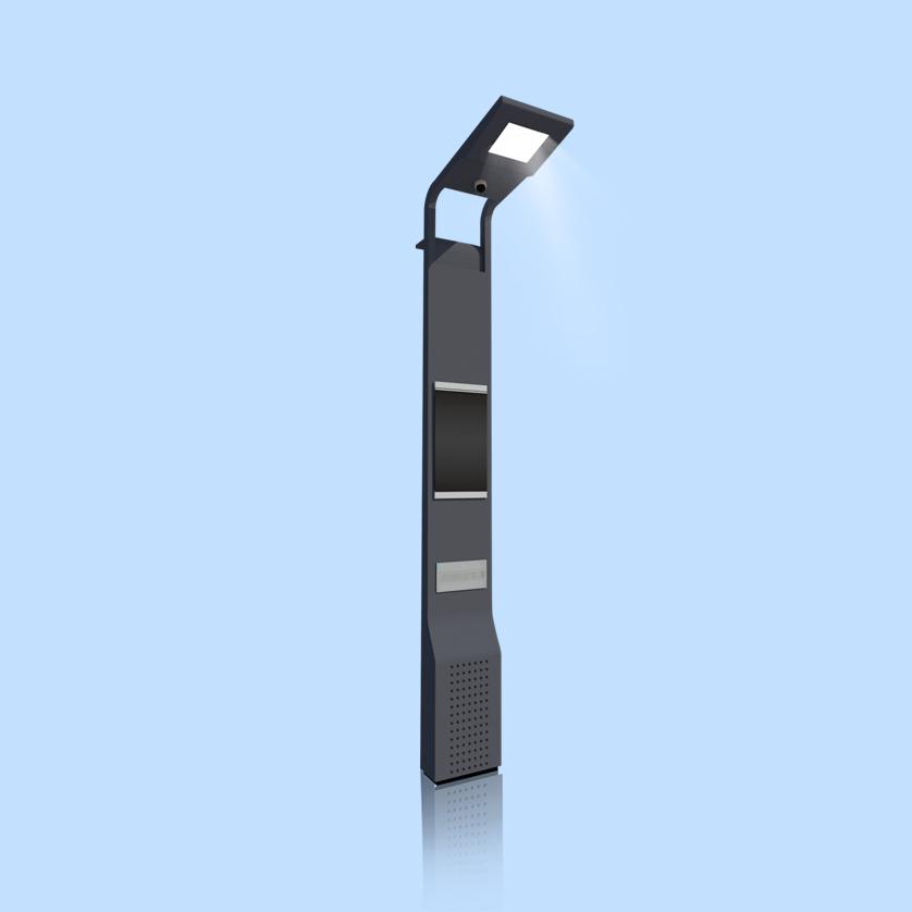 LED-智慧路灯